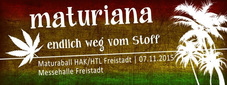HAK/HTL Freistadt - Maturaball 2015